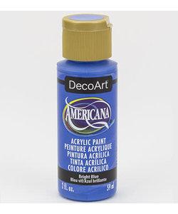 Americana Decor Acryl 59ml Bright Blue