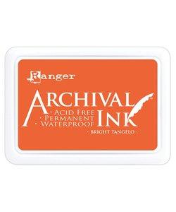 Ranger Archival Ink Pad Bright Tangelo