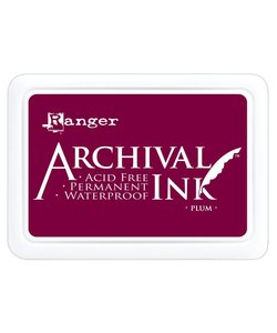 Ranger Archival Ink Pad Plum