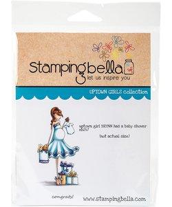 Stamp. Bella cl. stamp Congrats pregnant