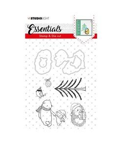 Studio Light Essentials Stempels en Stansmal nr.25