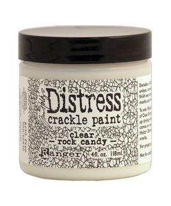 Ranger Distress Crackle Paint Tim Holtz Clear Rock