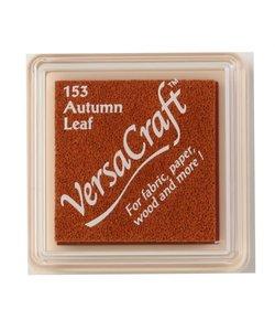 VersaCraft inkpad small Autumn Leaf