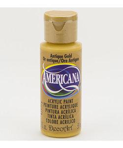 Americana Decor Acryl 59ml Antique Gold