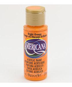 Americana Decor Acryl 59ml Bright Orange