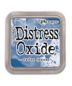 Ranger Distress Oxide Tim Holtz Faded Jeans