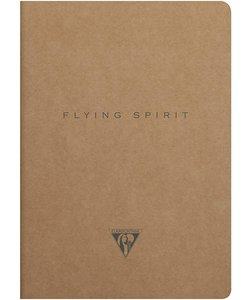 Clairefontaine Flying Spirit Kraft Cahier lined A5
