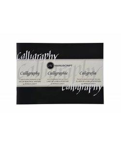 Manuscript Calligraphy Instruction Manual