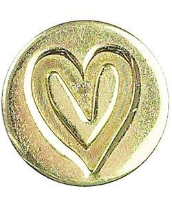 Manuscript zegel hart voor 18 mm, MSH7273HRT
