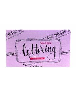 Studio Suikerzoet Creative Lettering Oefenblok A5
