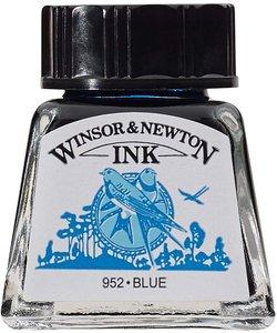Winsor & Newton Ink Blue 14ml