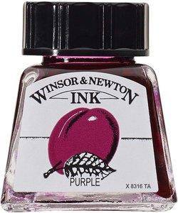 Winsor & Newton Ink Purple 14ml
