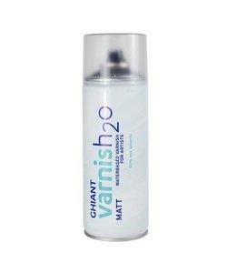 Ghiant Varnish H2O Matt Spray 400 ml.