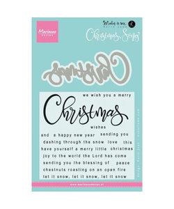 Marianne D Karin Joan Christmas song