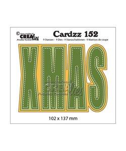 Crealies Cardzz XMAS