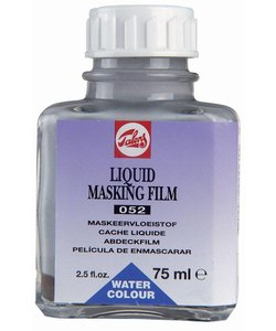 Talens Liquid masking film watercolour maskeervloeistof 75 ml.