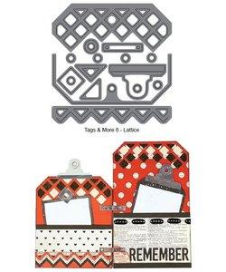Elizabeth Craft Design stencil Tags & More