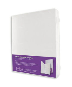 Crafter's Companion Binder Clear Large