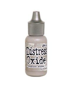 Ranger Tim Holtz Distress Oxide Re-Inker 14ml Pumice Stone