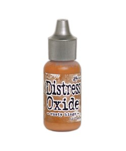 Ranger Tim Holtz Distress Oxide Re-Inker 14ml Rusty Hinge