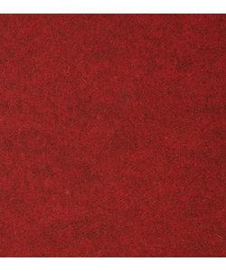 Biofelt Wolvilt  30x40 cm.  Rood