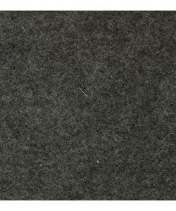 Biofelt Wolvilt 30x40 cm. Donkergrijs