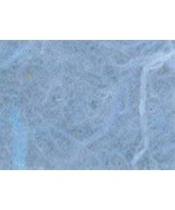 Strozijde Rijstpapier 68x98 cm. Lichtblauw