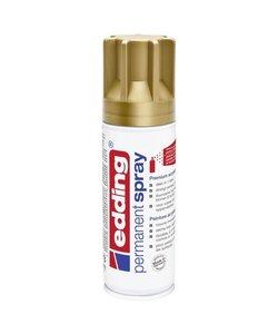 Edding 5200 Permanent Spray Mat Goud