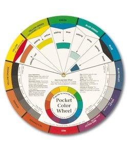 Color Wheel klein doorsnede 13 cm