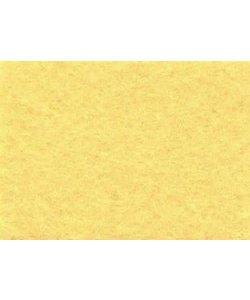Viltlapjes Viscose Lichtgeel 20x30cm 1mm