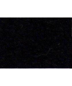 Viltlapjes Viscose Zwart 20x30cm 1mm