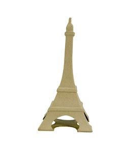 Decopatch Papier Mache Eiffeltoren