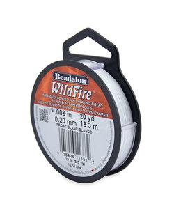 Beadalon Wildfire sieraden draad 0,20mm 18 mtr.
