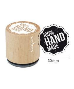 Houten stempel 100% Hand made