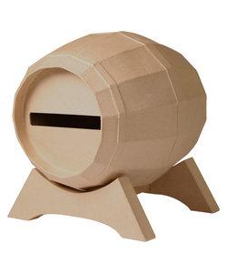 Decopatch Papier Maché vat / ton 29 cm.