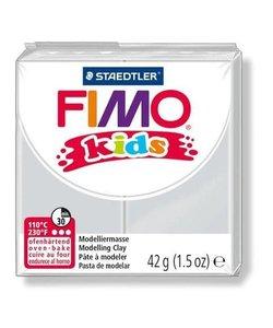 Fimo Kids Boetseerklei 42g nr. 80 Licht Grijs