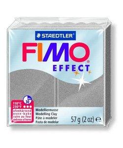 Fimo Effect Parelmoer Boetseerklei 57g nr. 817 Zilver