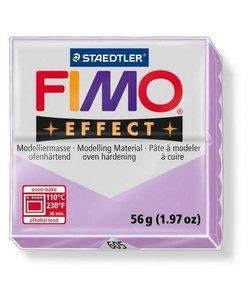 Fimo Effect Pastel Boetseerklei 57g nr. 605 Lila