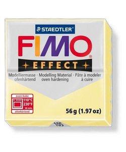 Fimo Effect Pastel Boetseerklei 57g nr. 105 Vanille