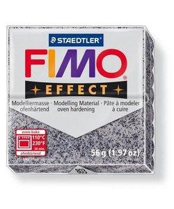 Fimo Effect Glitter Boetseerklei 57g nr. 803 Graniet