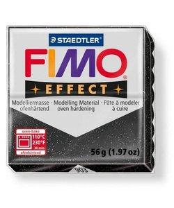 Fimo Effect Glitter Boetseerklei 57g nr. 903 Star Dust