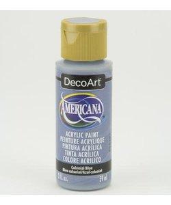 Americana Decor Acryl 59ml Colonial Blue