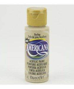 Americana Decor Acryl 59ml Burlap