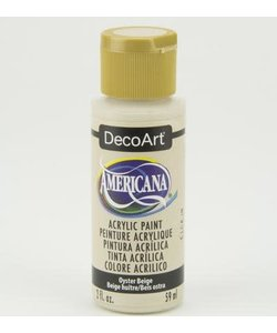 Americana Decor Acryl 59ml  Oyster Beige