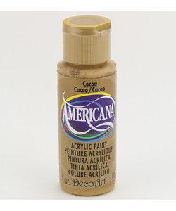Americana Decor Acryl 59ml  Cacao