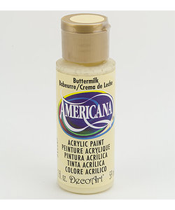 Americana Decor Acryl 59ml Buttermilk