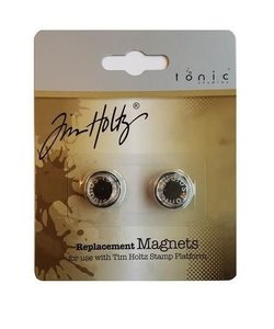 Tonic Studios Tim Holtz Replacement Magnets for stamping platform