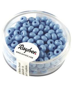 Indianenkralen 4,5 mm Lichtblauw 17g