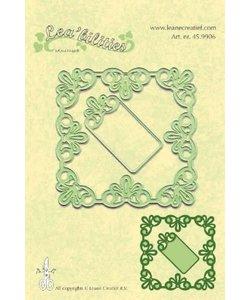Lea'bilitie Stansmal Frame Square lace