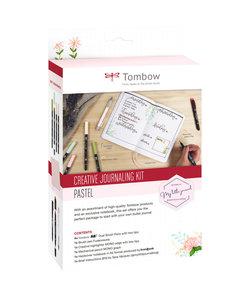 Tombow Creative journaling Kit Pastel